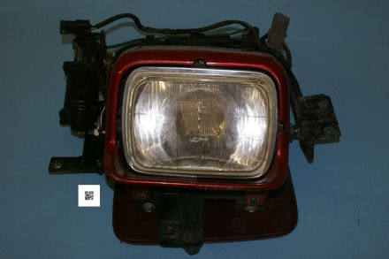 1988-1996 Corvette C4 LH Headlight Assembly, Used Good